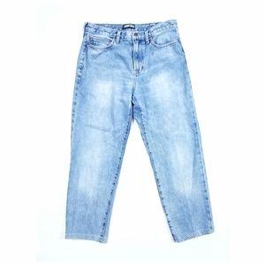 VTG 90's 00's Lands' End Light Wash Denim Jeans